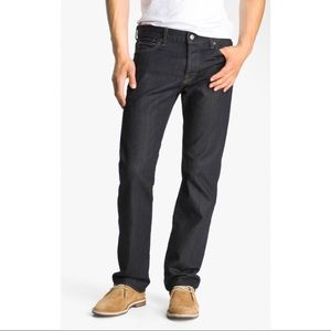 7 for all mankind standard jeans 32x34 button